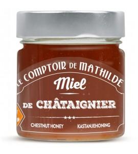 MIEL DE CHATAIGNER DE FRANCE 250G