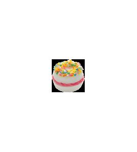 Raspberry Pav-lover Whoopie Boule de Bain 140g