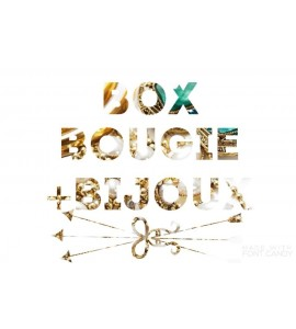 BOX BOUGIE +BIJOUX