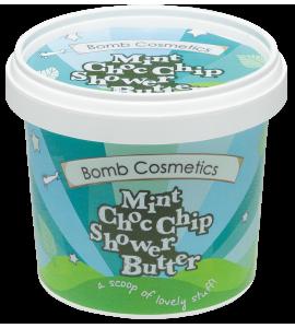 mint chocochip shower butter/beurre de douche nettoyant menthe chocolat 365ML