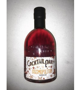 COCKTAIL PARTY COSMOPOLITAIN 35CL 15% VOL.