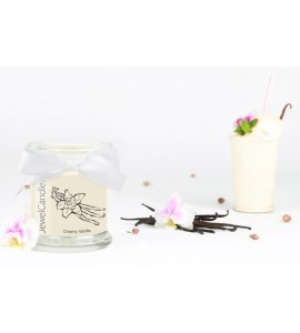 JewelCandle Creamy Vanilla Bague S