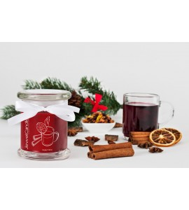 JewelCandle Mulled Wine Boucles d'oreilles