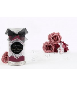 JewelCandle Bougie Sensual By Sarah Harrison Collier
