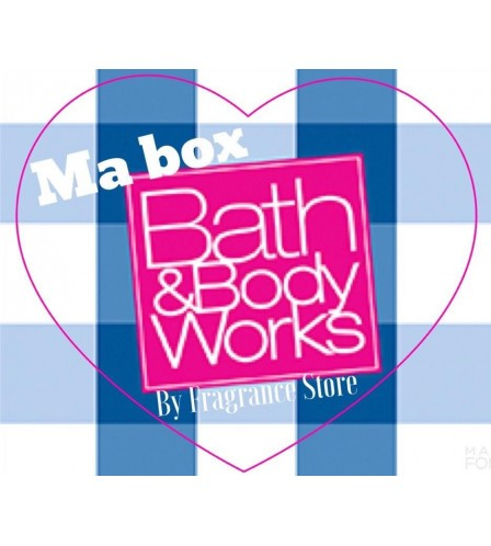 MA BOX BATH AND BODY WORKS BY FRAGRANCE STORE