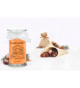 JewelCandle Hot Chestnut Boucles d'oreilles