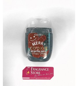 Gel Anti-bactérien Merry Cookie Bath and Body Works
