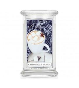 KRINGLE GRANDE COLONNE CASHMERE & COCOA