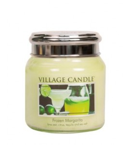 MINI JARRE VILLAGE CANDLE FROZEN MARGARITA