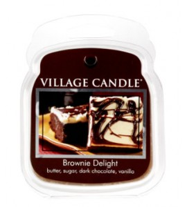 CIRE VILLAGE CANDLE BROWNIE DELIGHT
