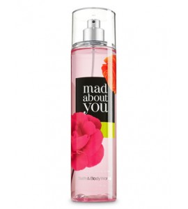 BRUME PARFUMEE BATH AND BODY WORKS MAD ABOUT YOU