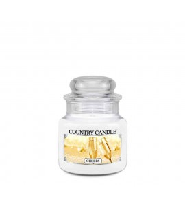 PETITE JARRE COUNTRY CANDLE CHEERS