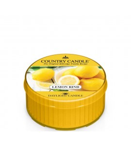 DAYLIGHT COUNTRY CANDLE LEMON RIND