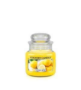 PETITE JARRE COUNTRY CANDLE LEMON RIND