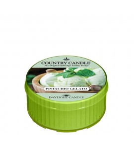 DAYLIGHT COUNTRY CANDLE PISTACHIO GELATO