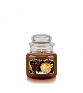 PETITE JARRE COUNTRY CANDLE COFFEE SHOP