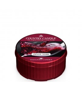 DAYLIGHT COUNTRY CANDLE PINOT NOIR