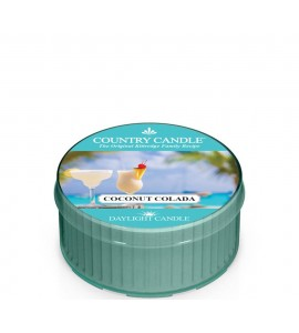 DAYLIGHT COUNTRY CANDLE COCONUT COLADA