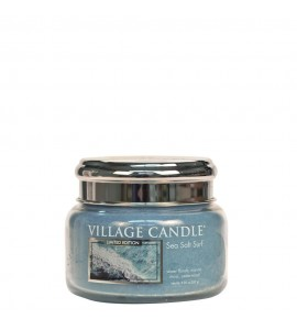 PETITE JARRE VILLAGE CANDLE SEA SALT SURF