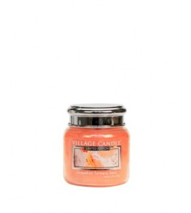 MINI JARRE VILLAGE CANDLE GRAPEFRUIT TURMERIC TONIC