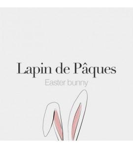 MON LAPIN DE PAQUES BOX GOURMANDE POUR ENFANT