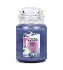 Goose Creek Grande Jarre - Blueberry Greek Yougurt