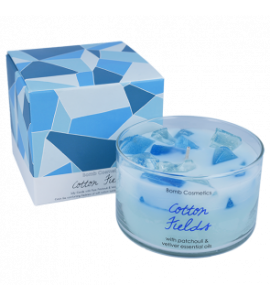 Cotton Fields Jelly Candle