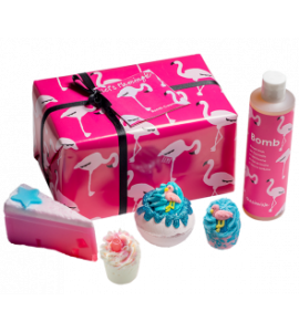 New Let's Flamingle coffret Cadeau