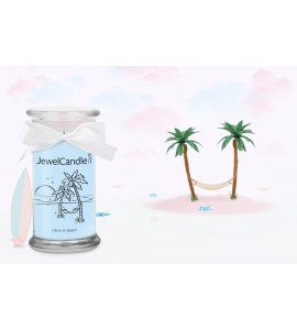 JewelCandle Life Is a Beach Bracelet