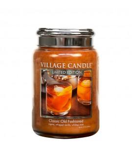 GRANDE JARRE VILLAGE CANDLE CLASSIC OLD FASHIONED