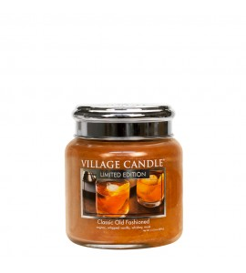 MOYENNE JARRE VILLAGE CANDLE CLASSIC OLD FASHIONED