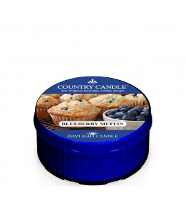 DAYLIGHT COUNTRY CANDLE BLUEBERRY MUFFIN