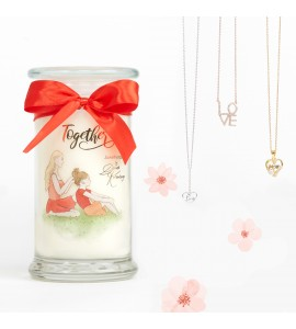 JewelCandle Together by Daniela Katzenberger COLLIER