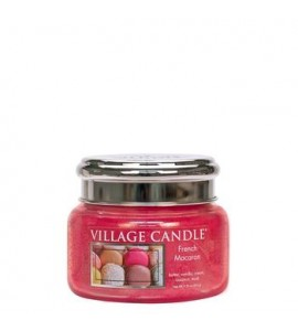 PETITE JARRE VILLAGE CANDLE FRENCH MACAROON