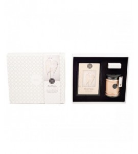 COFFRET SWEET GRACE BOUGIE/SACHET BRIDGEWATER