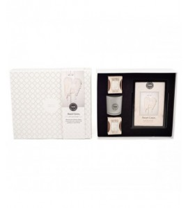 COFFRET SWEET GRACE VOTIVES/SACHET BRIDGEWATER