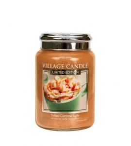 GRANDE JARRE VILLAGE CANDLE SALTED CARAMEL