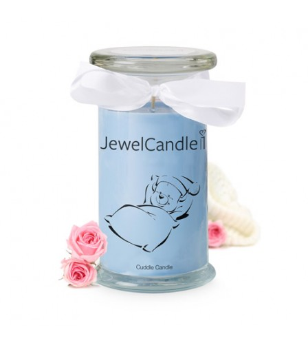 JewelCandle Cuddle Candle Linge Frais Bracelet