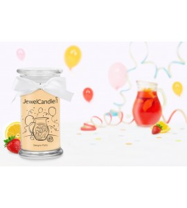 JewelCandle Sangria Party Collier