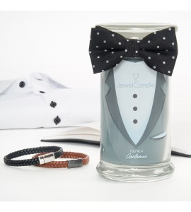 JewelCandle You Are Gentleman Bracelet