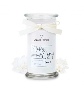 JewelCandle Fluffy,Warm and Cozy By Dagi Bee Collier
