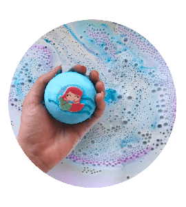 MERMAID FOR EACH OTHER Boule de Bain 160g