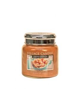 MOYENNE JARRE VILLAGE CANDLE SALTED CARAMEL