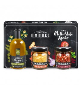 COFFRET DECOUVERTE MATHILDETTE APERO
