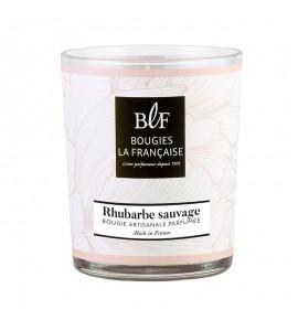 BLF Bougie parfumée 40h rhubarbe sauvage