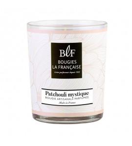 BLF Bougie parfumée 40h patchouli mystique