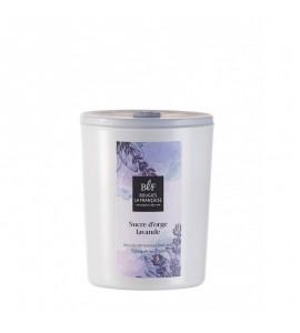 BLF Bougie parfumée capot de cire 40h sucre d'orge lavande