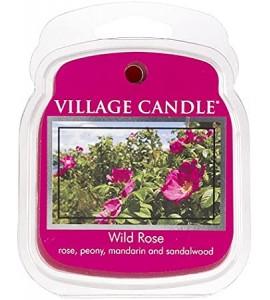 CIRE VILLAGE CANDLE WILD ROSE