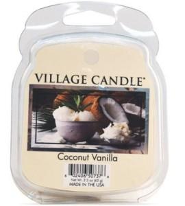 CIRE WAX MELTS VILLAGE CANDLE COCONUT VANILLA