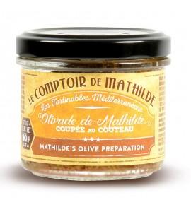 OLIVADE DE MATHILDE 90G